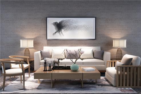 艾得赫兹:典雅而大气的新中式,与现代生活碰撞出雅致的家