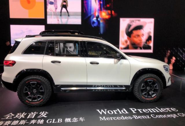 """150万元的奔驰大G太贵?奔驰推出30万元的""""小号大G""""即将发布!"""